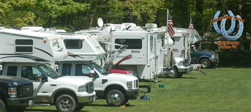 Horseshoe Acres Campground for Truck Camper Rally