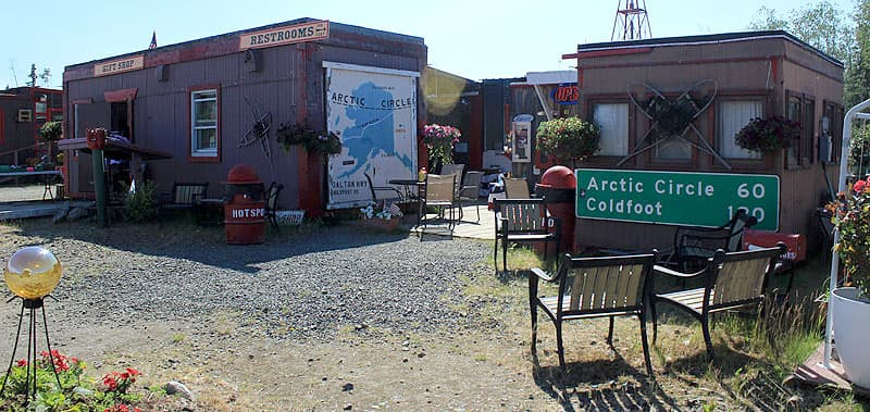 Hot Spot Cafe, Alaska