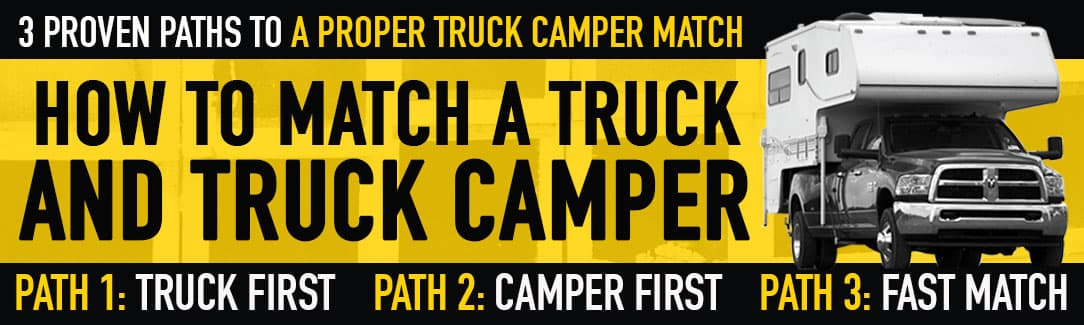 How Match A Truck And Camper