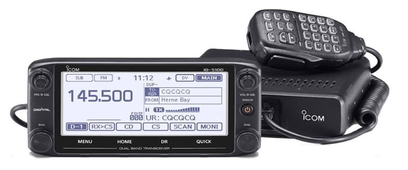 ICOM 5100 amateur Ham Radio