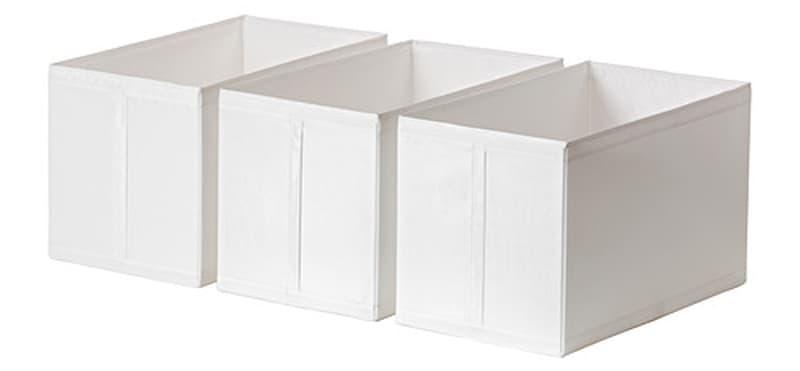 IKEA Skubb Boxes