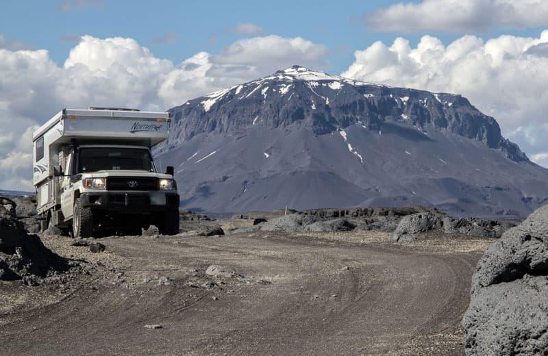 Iceland Northstar Camper