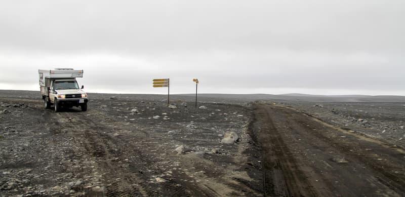 Iceland-Route-F26-Sprengisandur