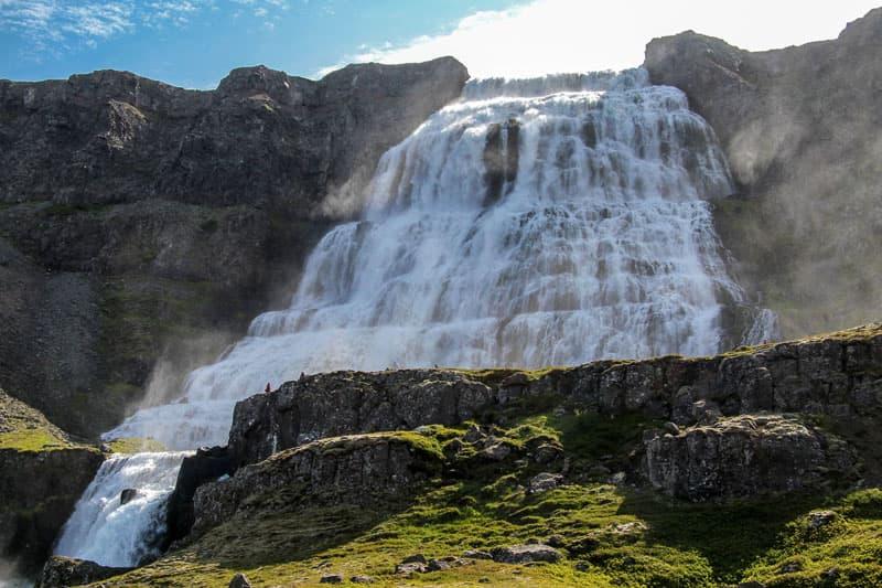 Iceland-Waterfall-Dynjandi