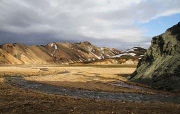 Iceland-scenery-Landsmannalaugar