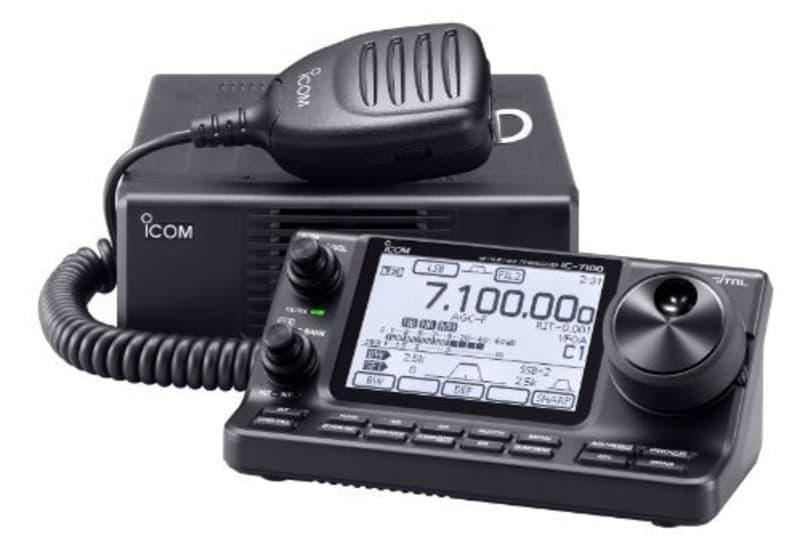 Icom 7100 Ham Radio