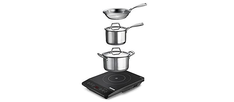Tramontina induction cook top