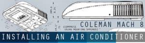 Install-Coleman-Mach-8-air-conditioner