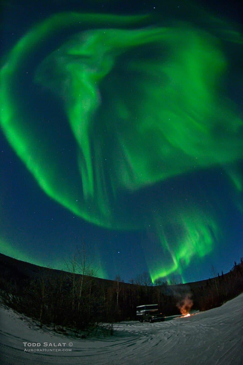Alaska Northern Lights Todd Salat