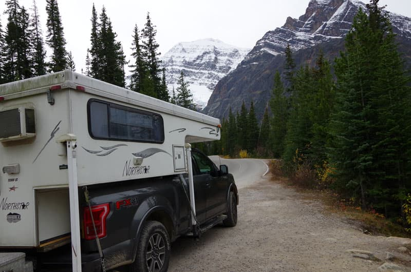To Jasper take 93A Mt Edith Cavell