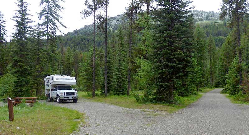 Jewel Lake Provincial Park, British Columbia