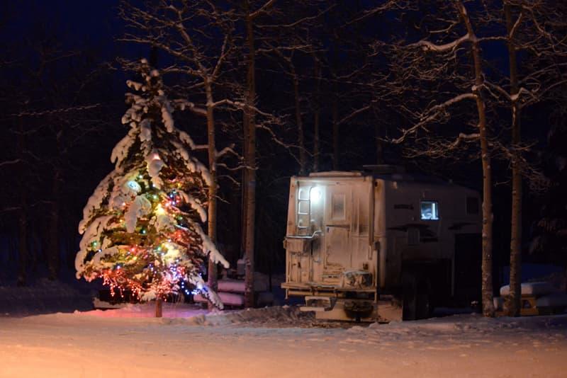 Johnson's Crossing RV Campground and Motel, Yukon