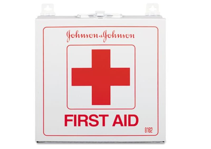 Johnson & Johnson industrial first aid kit
