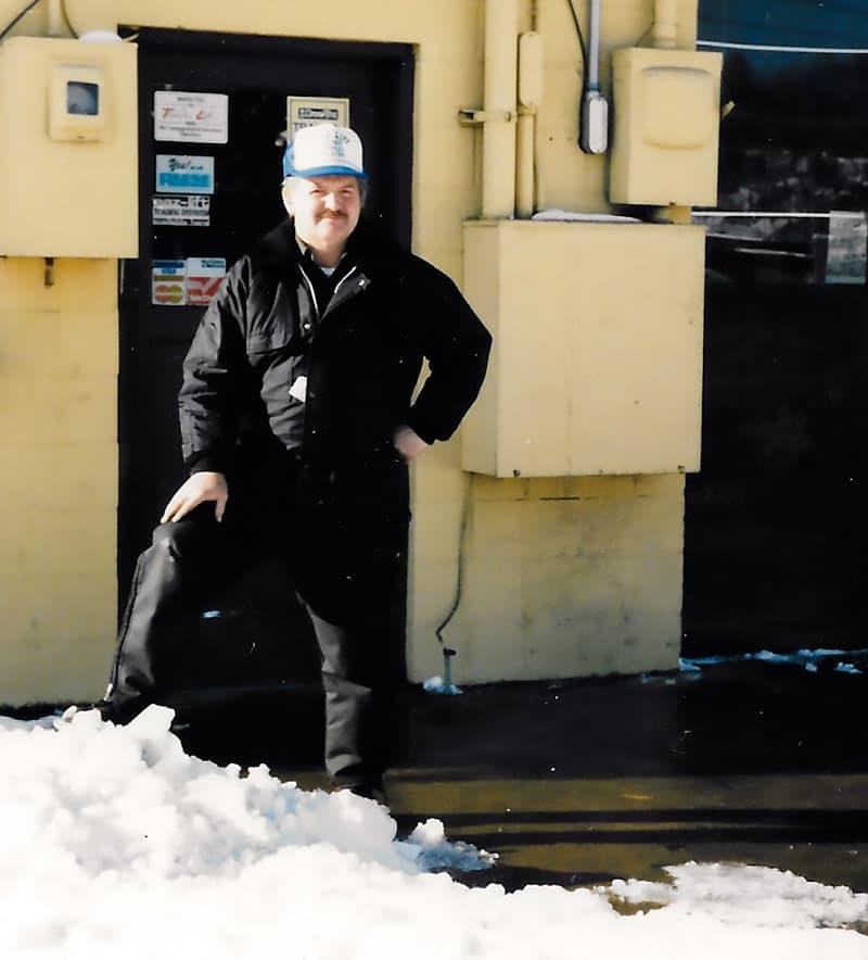 Jon Kay, Founder of Torklift International