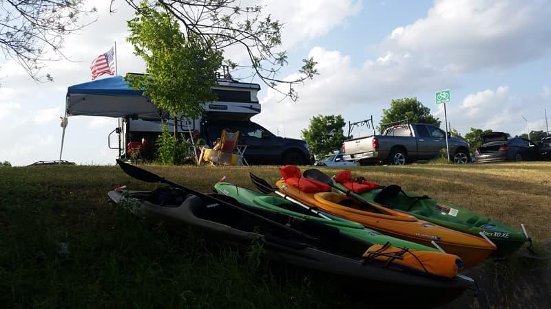 Kayaks Palomino SS550