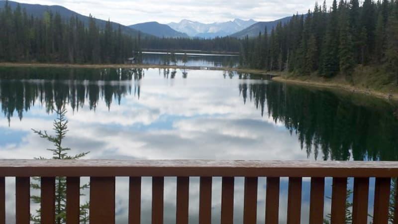 Kellys Bathtub Canadian Rockies