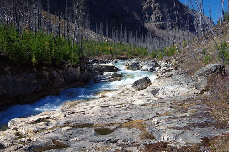 Kootenay National Park to Marble Canyon