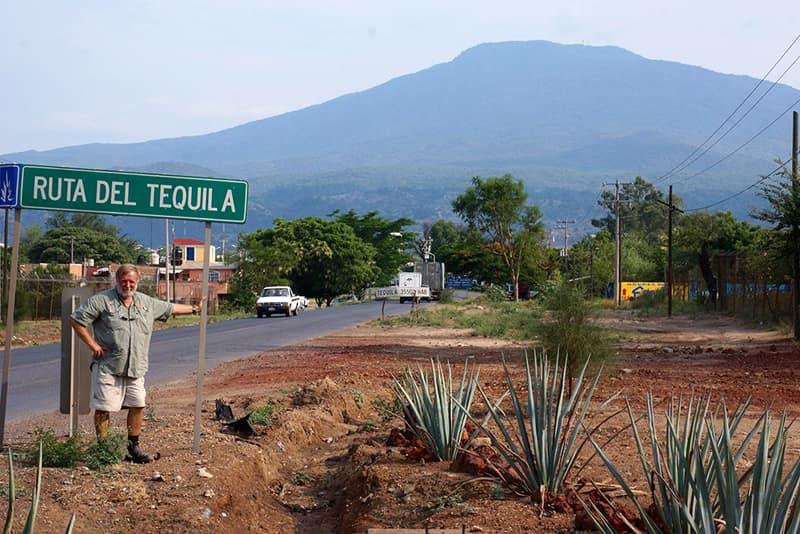 La Ruta del Tequila, Mexico