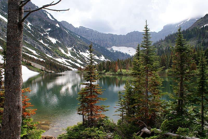 Waterton Lakes National Park, Bertha Lake