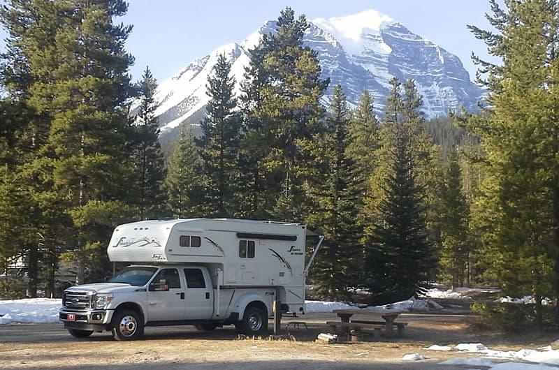 Lake Louise Winter Camp