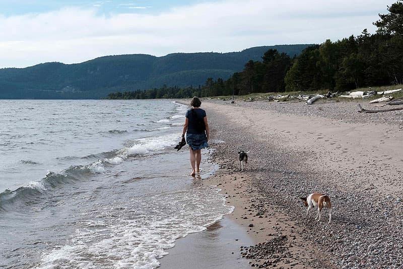 Lake Superior Provincial Park - Ontario, Canada