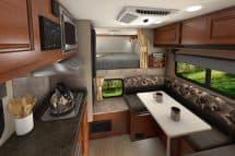 2017 Lance 825 interior