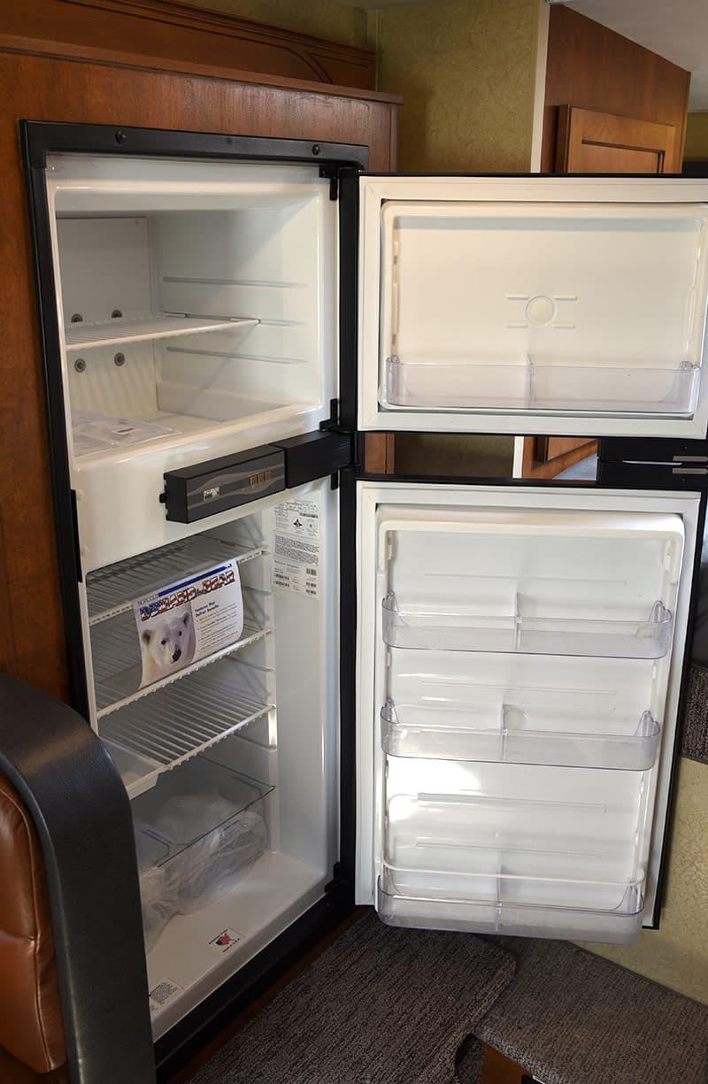 Lance 975 Refrigerator