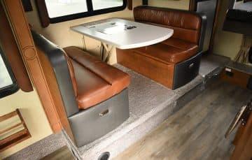 Lance 1172 Roadster interior