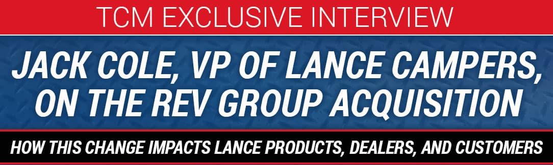 Lance Camper REV Group Exclusive