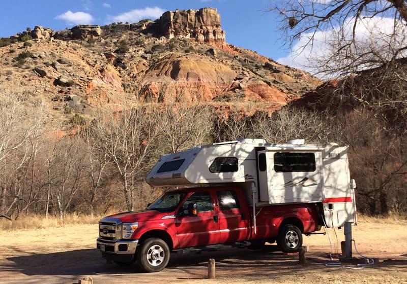 Lance Camper SUV