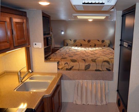 2014 Lance 1052 Double Slide Truck Camper Magazine