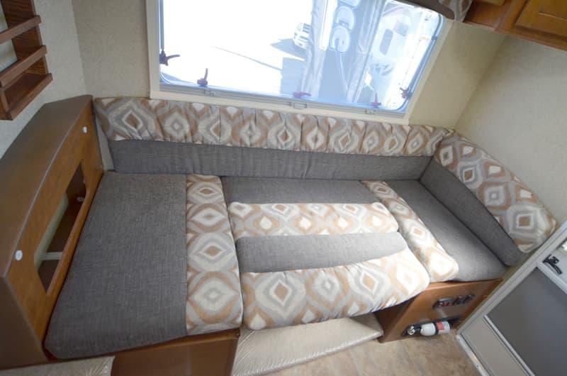 2016 Lance 650 Short Bed Half Ton Truck Camper