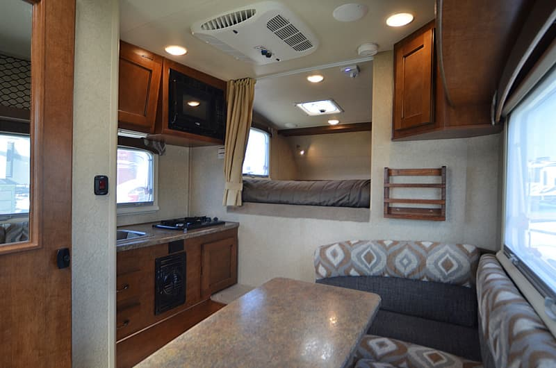 Lance 650 Short Bed Half Ton Truck Camper