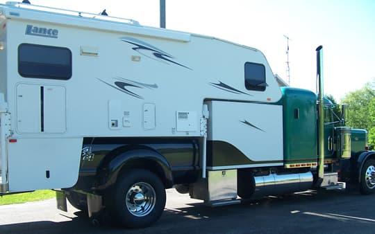 Big Rig Truck Camper Build Truck Camper Magazine