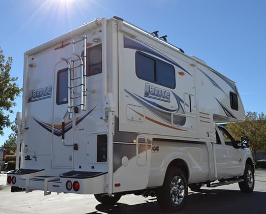 2014 Lance 1052 Double Slide Truck Camper Magazine – Lance Truck Camper Wiring Diagram