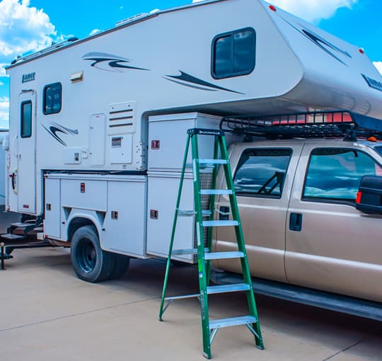 Personal Safety For Truck Campers Camping Security