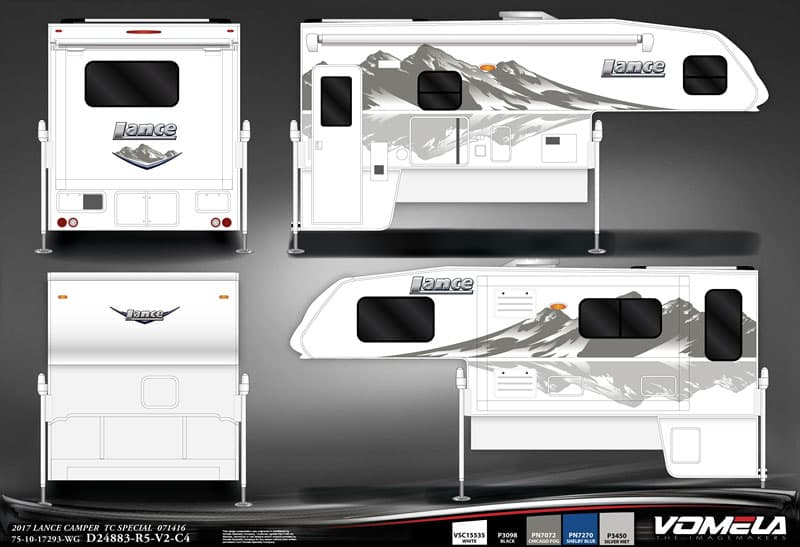Lance Mountain Graphics 2018 Campers