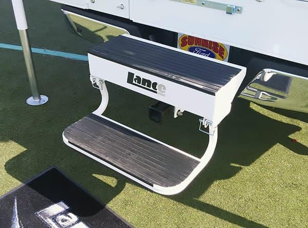 Lance Ultra Step Plus Bumper Update