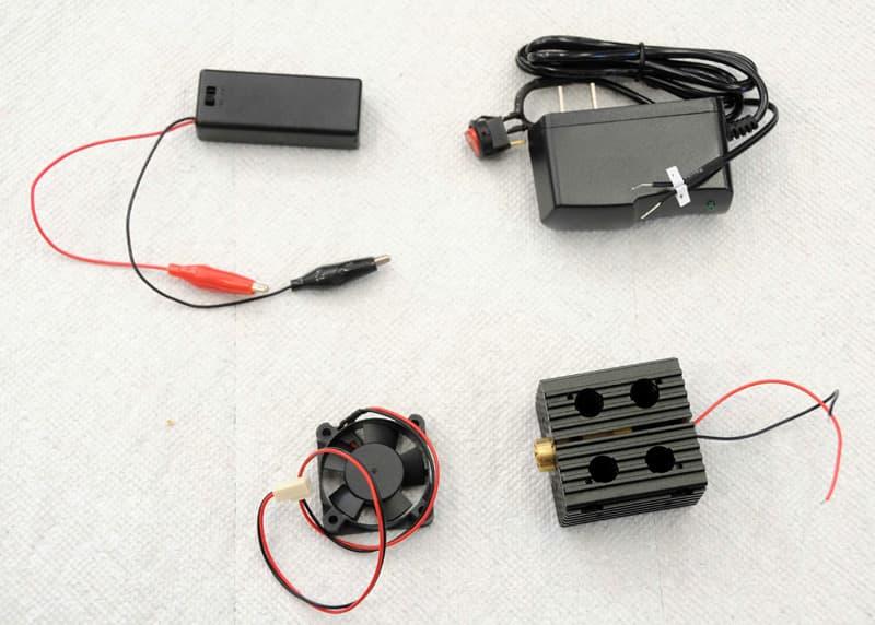 Laser Loader parts