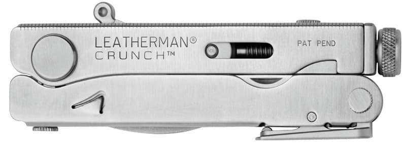 Leatherman Crunch folded up