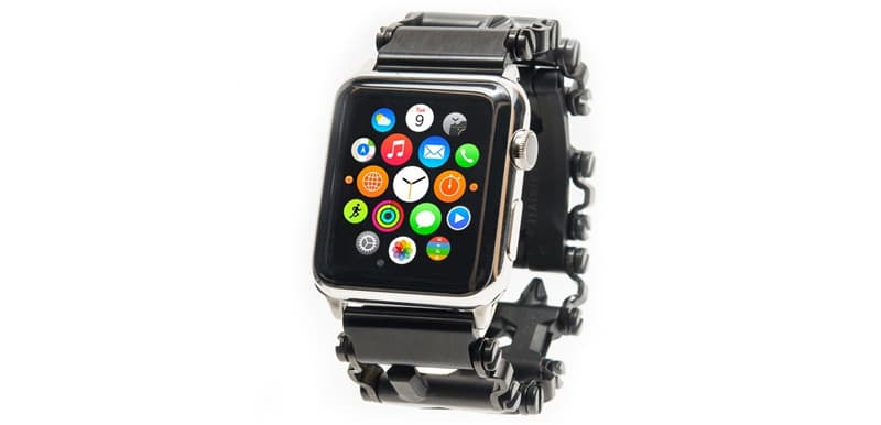 Leatherman Tread Apple Watch