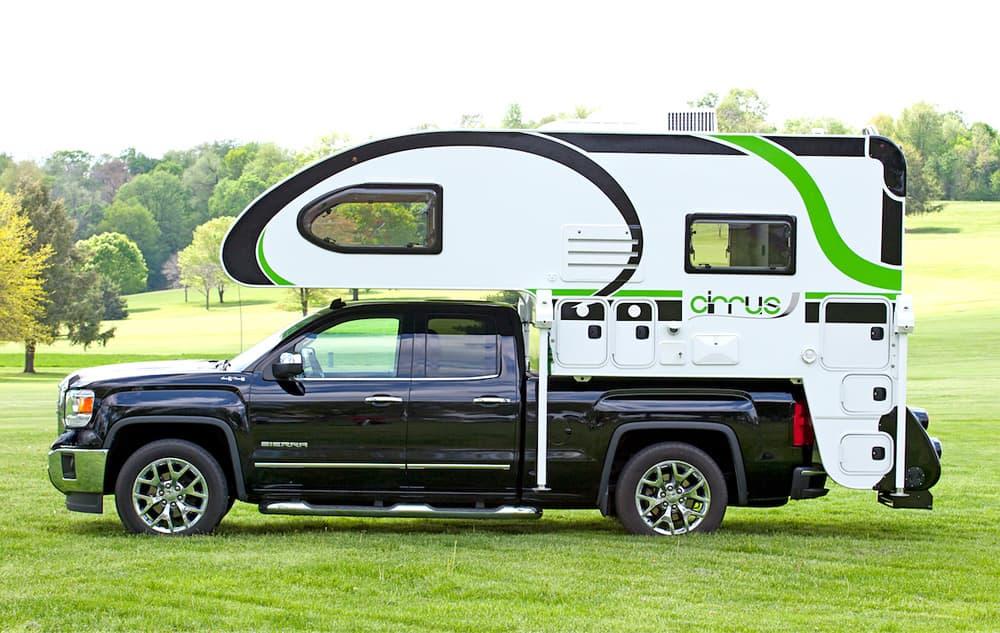 Pleasant Valley Teardrop Trailers >> 2016 Cirrus 800 - Truck Camper Magazine