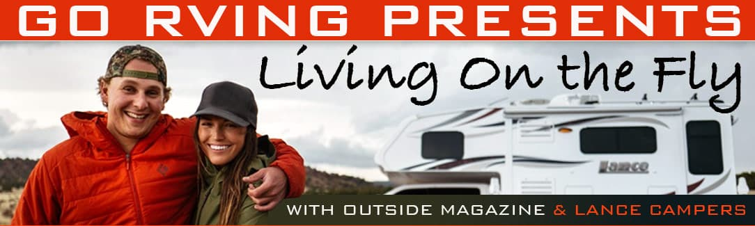 Living On The Fly Outside Magazine