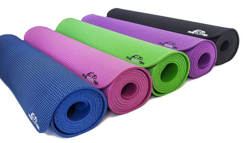 Rubber Yoga Mats