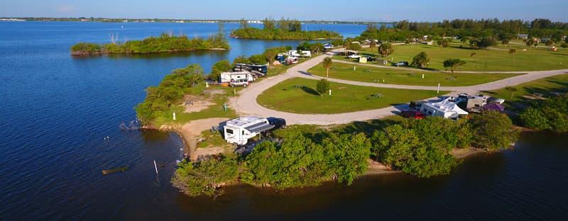 Long Point Park Florida Camping