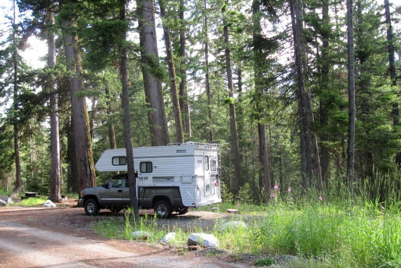Loup Loup Campground, Washington
