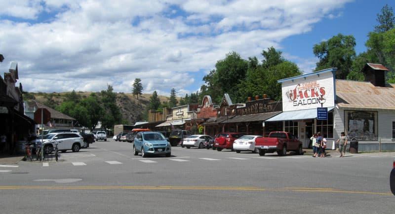 Winthrop, Washington near Loup Loup Campground