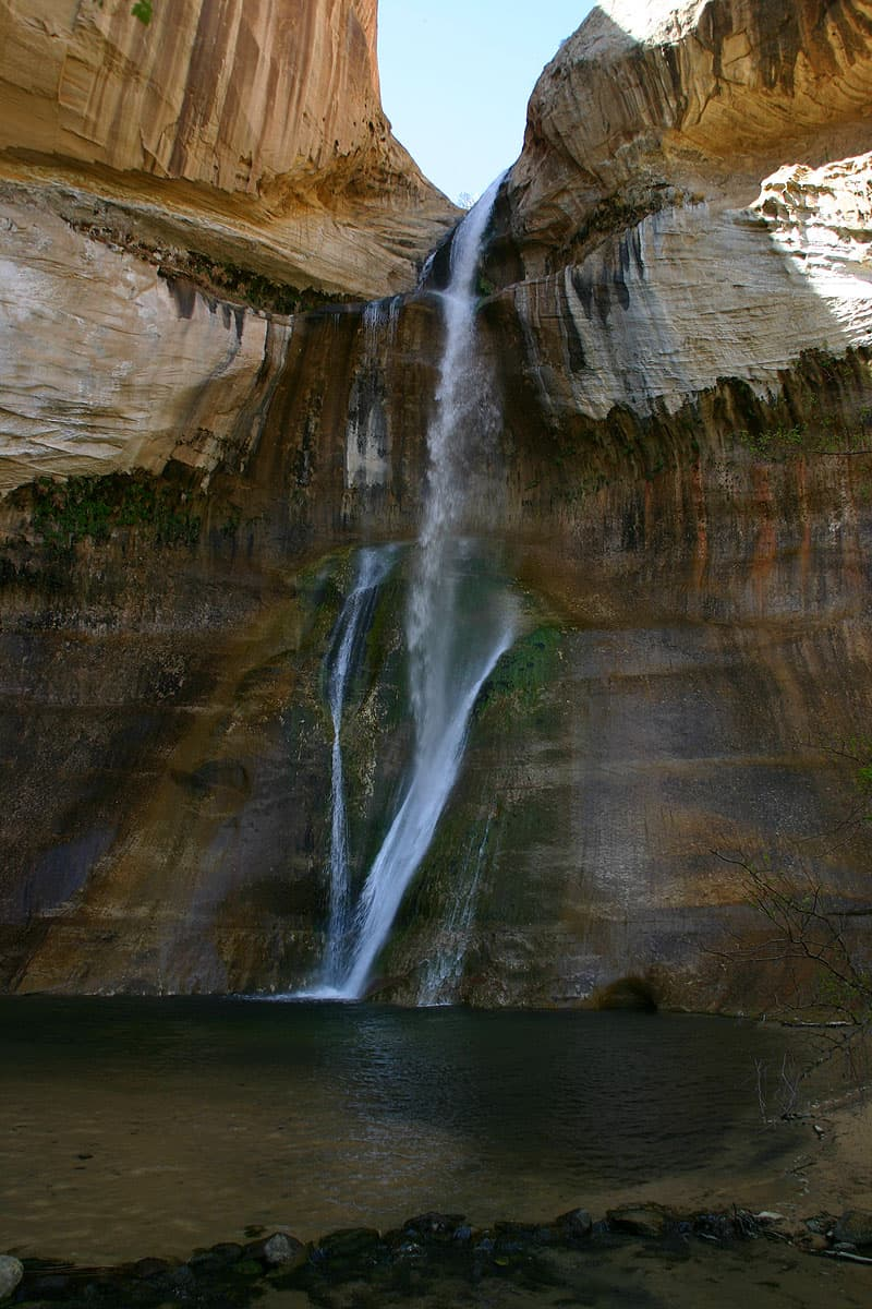 Lower Calf Creek Falls, Escalante, Utah