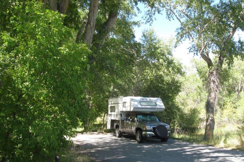 Maple Grove Campground in Utah