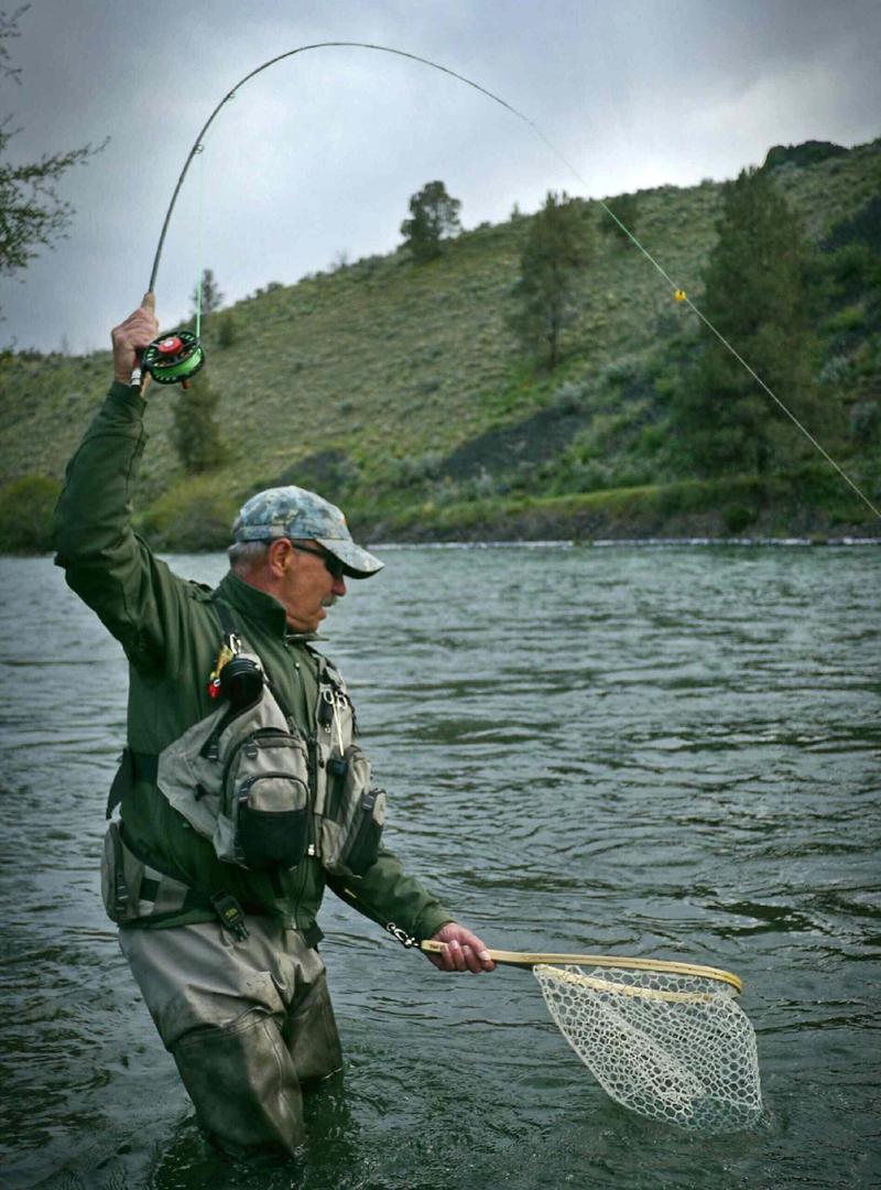 Mark Fly Fishing